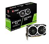 MSI GeForce GTX 1650 D6 Ventus XS OCV1 Grafikkarte 4GB GDDR5 128bit 7680x4320 Pixel PCI Express x16 3.0