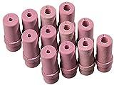 12 teiliges Set Strahldüsen SBC220 und SBC90 aus Keramik für Sandstrahlpistole