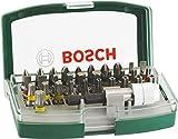 Bosch 32tlg. Bit Set (Zubehör für Elektrowerkzeuge und Handschraubendreher)