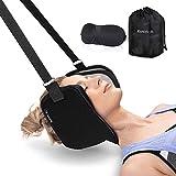 Hals Hängematte Nackenhängematte Kopf Nackenmassagegerät für Nacken und Schulter Bessere Hals Relax Für Büro Haus für Männer Frauen