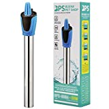 BPS Heizstab Unterwasser-Durchlauferhitzer für Aquarium 100W - 26,5 cm für Aquarium-Klebstoff BPS-6052