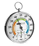 TFA Dostmann Thermo-Hygrometer, 45.2027, mehrfarbig
