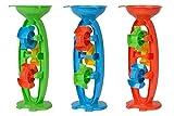 Simba 107106631 Sandmühle Maus / 35cm / rot/blau/grün/Es Wird nur EIN Artikel geliefert