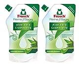 Frosch Handseife Aloe Vera Nachfüller, 2er Pack (2 x 500 ml)