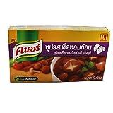 Knorr Thailand Shiitake Brühwürfel Bouillon Würfel 60g