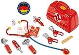Theo Klein 4457 Arztkoffer mit Zubehör, Trapezform, Spielzeug