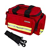 Leichte Notfalltasche | Rot | Elite Bags