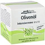 medipharma cosmetics Olivenöl Intensivcreme leicht, 50 ml by Dr. Theiss Naturwaren GmbH