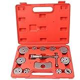 CCILFE 13tlg Bremskolben Rücksteller Bremskolbenrücksteller Bremskolbenrückdreher Werkzeug KFZ