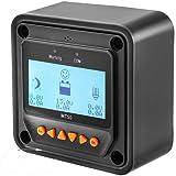 OldFe MT50 Fernanzeige, MT50 LCD Tracer MPPT, 10-100A für Solarladeregler, MPPT-Solarladeregler, Fernbedienungsmessgerät, solar Laderegler, mit 2 m Kabel, Abnormalitätsalarm, 4 Laststeuerungsmodi