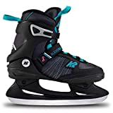 K2 Skates Damen Schlittschuhe Alexis Ice — Black - Blue — EU: 41.5 (UK: 7.5 / US: 10) — 25E0040