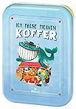 Ich packe meinen Koffer | Der Spieleklassiker für Kinder ab 4 Jahren| Kinderbeschäftigung | Kartenset