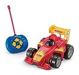 Fisher Price GVY94 - Fernlenkflitzer, ferngesteuertes Auto in rot, Motorikspielzeug mit Fernbedienung, Kinder Spielzeugauto ab 3 Jahren