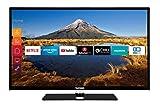 Telefunken HF32J8000 80 cm (32 Zoll) Fernseher (Full HD, Triple Tuner, Smart TV, Prime Video, Works with Alexa)