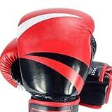 KQBAM Boxhandschuhe, Trainings Boxhandschuhe Und Boxen Taschen, Taekwondo, Sanda, Target Board, Muay Thai-Matte, Thai Kampftrainingshandschuhe