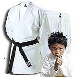 Spirit Sports Judo Training Uniform 550grm, 100% Baumwolle 180cm