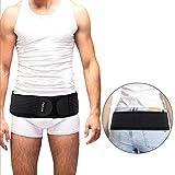 Si Sacroiliac Hüftgurt für Frauen und Männer, die Ischias, Becken, Rücken- und Beinschmerzen lindern, das SI-Gelenk stabilisieren, atmungsaktiv, rutschfest, Pilling-resistent