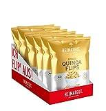 6 x 115g Heimatgut BIO Quinoa Flips Original Vorteilspackung