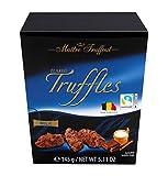 Trüffel Pralinen mit Milchschokoladeflocken 145g