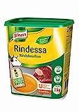 Knorr Rindessa Rindfleisch Bouillon (kräftiger Geschmack) 1er Pack (1 x 1 kg)