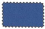 Billardtuch Tournament -blau- Coupon für 8 ft Tisch inkl. Sprühkleber