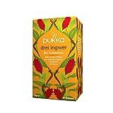Pukka Bio-Tee Drei Ingwer, 80 Teebeutel, 4er Pack (4 x 20 Stück)