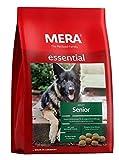MERA essential Hundefutter  Senior  Für ältere Hunde - Geflügel Trockenfutter mit Chondroitin & Glucosamin für die Gelenke - Ohne Weizen & Zucker (12,5 kg)