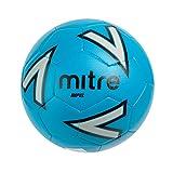 Mitre Impel Trainingsfußball, Blue/Silver/Black, 3