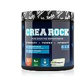 Rocka Nutrition CREA ROCK Creatin Monohydrat Pulver – Reines Creapure – 100% Pures Creatine 500g