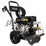 ITC Benzin Hochdruckreiniger 4 Takt Flächenreiniger Profi (260 bar)