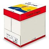 Papyrus 88007859 Drucker-/Kopierpapier, Farblaserpapier ColorCopy 100 g/m² A4, 2500 Blatt satiniert weiß, hochglatt