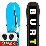 StoreYourBoard Cinch Floating Snowboard Displayhalterung, Wandaufbewahrung, 2er-Pack