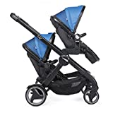 Chicco Fully Twin Zwillingsbuggy, power blue