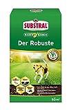 Substral Rasensamen Der Robuste - Sport-und Spielrasen - Einzigartige Strapazierrasen-Mischung mit selbstregenerierendem Weidelgras - 1 kg für 50 m²