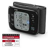 Omron RS7 Intelli IT Handgelenk-Blutdruckmessgerät, mit Positionierungssensor und Bluetooth-Funktion für zu Hause und unterwegs