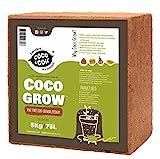 Coco & Coir Everything in a nutshell Kokosfaser, 5 kg, Braun