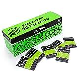 Billy Boy Einfach Drauf Kondome Pack, leichtes Abrollen & komfortable Passform, transparent, 50 Stück
