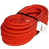 Seilwerk STANKE Gummiseil Expanderseil Rot 4 mm 10 Meter - Gummileine Spannseil Planenseil Gummischnur