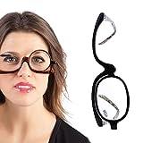Koehope Lesebrille Komfortables Anti Blaulicht Make Up Lesebrillen Augenoptik Flexibel Lesehilfe Sehhilfe Anti Blue Rays Leser Brille Dioptrien +1,0 ~ +4,0