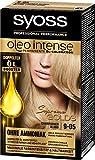 Syoss Oleo Intense Permanente Öl-Coloration, 9-05 Champagner Blond Stufe 3, 3er Pack (3 x 115 ml)
