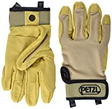 Petzl Erwachsene Handschuhe Cordex, Hellbraun, XL