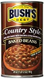 Bush Best Baked Beans Country Style, 1er Pack (1 x 794 g Dose)