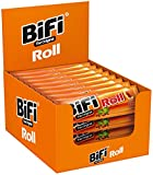BiFi Roll – Herzhafter, original Salami Fleischsnack – Snack im Teigmantel, 24er Pack (24 x 45 g)