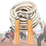 CZ-XING Springseil für Mehrspieler, langes Seil, Längen: 5 m, 7 m, 10 m, für Gruppen, Seilspringen, 7 Meter