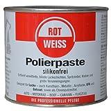 Rotweiss 750ml Polierpaste Politur KFZ Profi