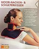 Moor-Nacken- & Schulterkissen Gel Nackenkissen Moorkissen 3590