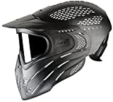 JT Premise Headshild Paintball Maske, Single Glas, schwarz