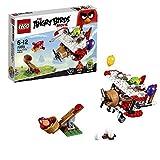 LEGO 75822, The Angry Birds Movie Piggy Plane Attack  Building Set