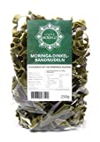 ORIGINAL MORINGO Dinkelnudeln  250g   mit 5% handverlesenem Moringa Oleifera Blattpulver