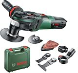 Bosch Multifunktionswerkzeug PMF 350 CES (350 Watt, für Starlock und Starlock Plus Zubehör, im Koffer)